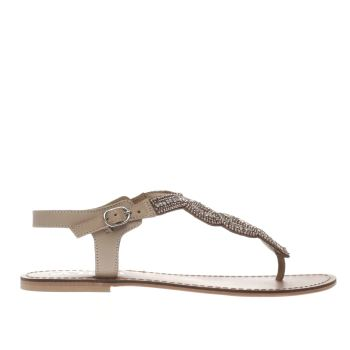 SCHUH NATURAL RADIANCE SANDALS