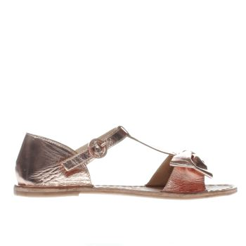 Red Or Dead Rose Gold MIMOSA Sandals