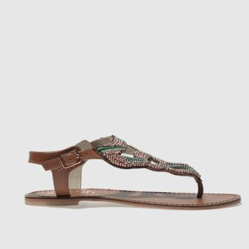 Schuh Rose Gold Brilliance Womens Sandals