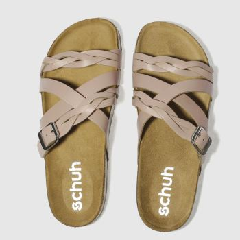 Schuh Pink Horoscope Womens Sandals
