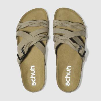 635c40d4a Schuh Beige Horoscope Womens Sandals