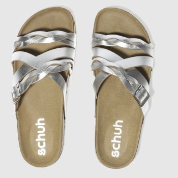 Schuh Silver Horoscope Womens Sandals