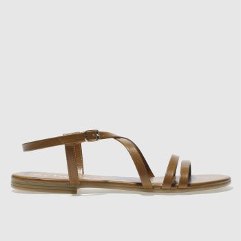 schuh tan crucial sandals