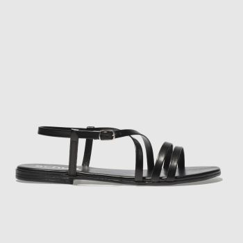 Schuh Black Crucial Womens Sandals