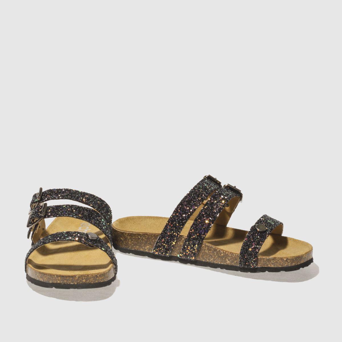 Damen Schwarz schuh Berlin Sandalen | schuh Gute Qualität beliebte Schuhe