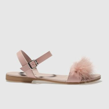 Schuh Pink Antigua Womens Sandals