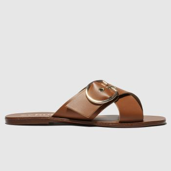 Schuh Tan Hong Kong Womens Sandals