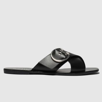 Schuh Black Hong Kong Womens Sandals