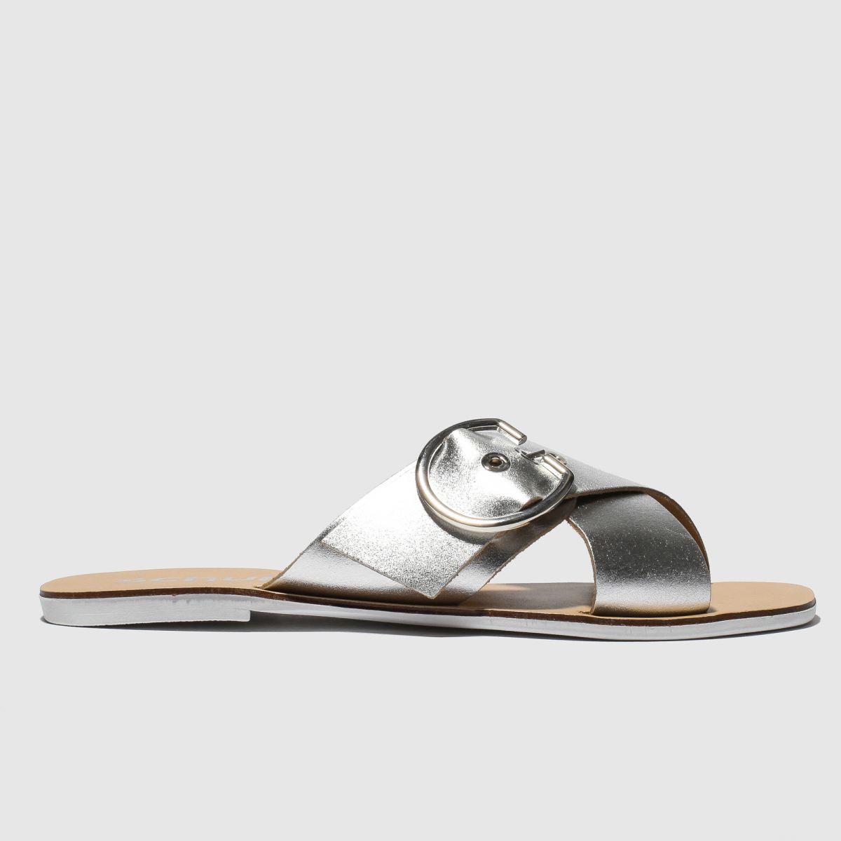 schuh Schuh Silver Hong Kong Sandals