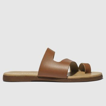 Schuh Tan Corsica c2namevalue::Womens Sandals