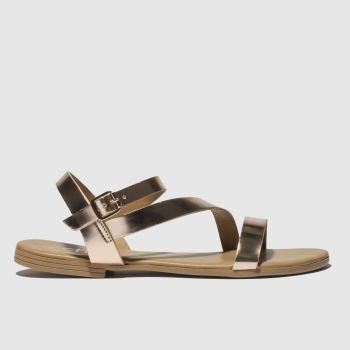 schuh bronze sicily sandals