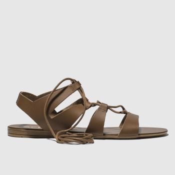 Schuh Tan Belize Womens Sandals