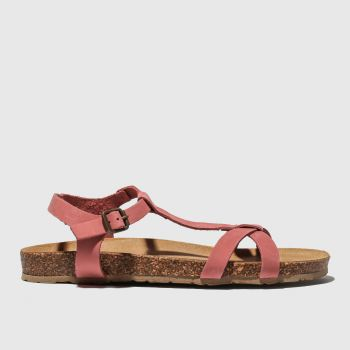 Schuh Red Cancun Womens Sandals