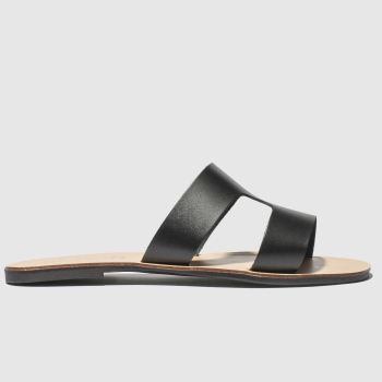 Schuh Black Mallorca Womens Sandals