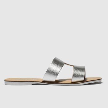 2bbc2779d833 Schuh Silver Mallorca Womens Sandals