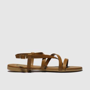 25487907c Schuh Tan Vital Womens Sandals