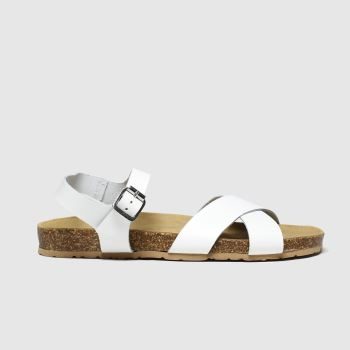 Schuh White Tulum c2namevalue::Womens Sandals