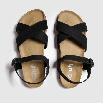 Schuh Schwarz Tulum c2namevalue::Damen Sandalen