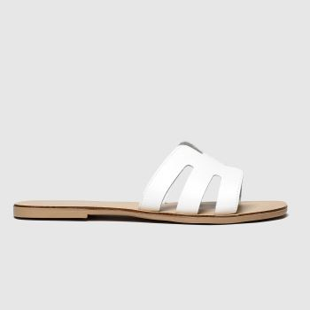 Schuh White Palma c2namevalue::Womens Sandals
