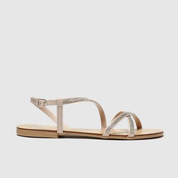 Schuh Natural Monacco Womens Sandals