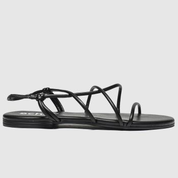 schuh Black Absolute Womens Sandals