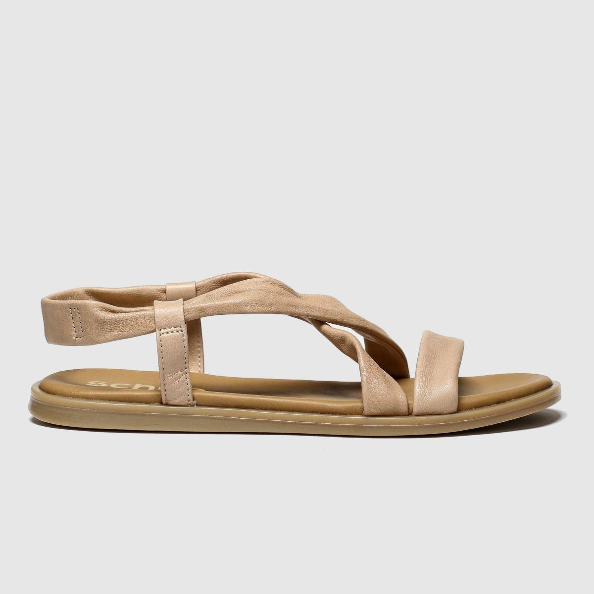 schuh Schuh Natural Cha Cha Sandals