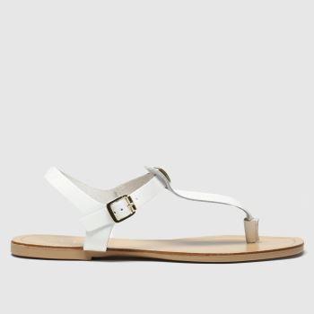 Schuh White Crete c2namevalue::Womens Sandals
