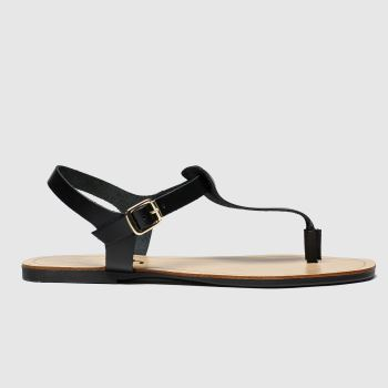 Schuh Black Crete c2namevalue::Womens Sandals