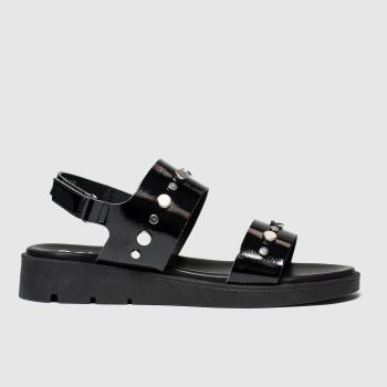 Schuh Black Paris c2namevalue::Womens Sandals