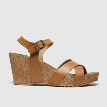 Schuh Tan Gorgie Gayle 3 c2namevalue::Womens Sandals