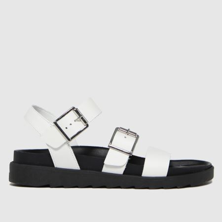 schuh Chaser Leather Chunky Buckletitle=