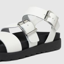 schuh Chaser Leather Chunky Buckle,4 of 4