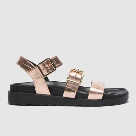 schuh Chaser Croc Leather Chunkytitle=
