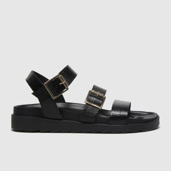 Schuh Black Chaser c2namevalue::Womens Sandals
