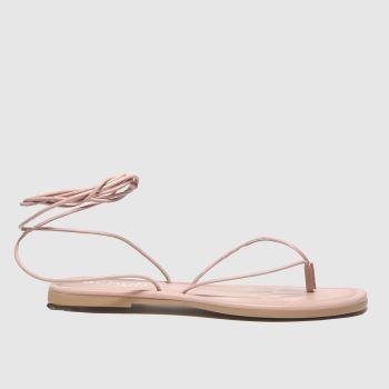 Schuh Pink Lisbon Damen Sandalen
