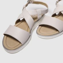 Schuh Rome Leather Cross Strap 1