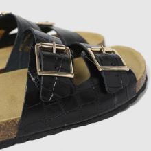 schuh Trust Croc Leather Double Buck 1