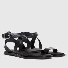 schuh Toni Leather Croc Ankle Strap 1
