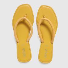 schuh Tassy Toe Post Sandal,4 of 4
