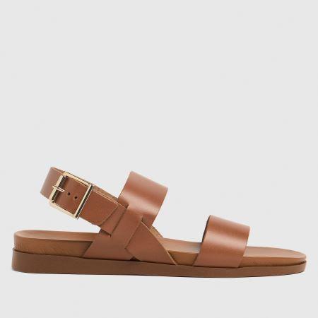 schuh Tori Leather Two Band Sandaltitle=
