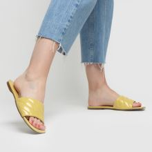 schuh Tell Padded Mule,2 of 4