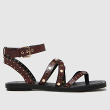 schuh Tale Studded Strappy Sandal,1 of 4