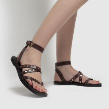 schuh Tale Studded Strappy Sandal,2 of 4