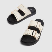 schuh Timmey Stud Buckle Footbed,3 of 4