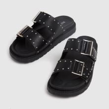 schuh Timmey Stud Buckle Footbed 1