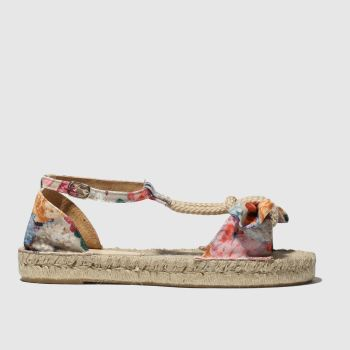 Red Or Dead Multi Reagan Sandals