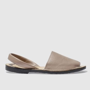 Schuh Natural Barcelona Womens Sandals