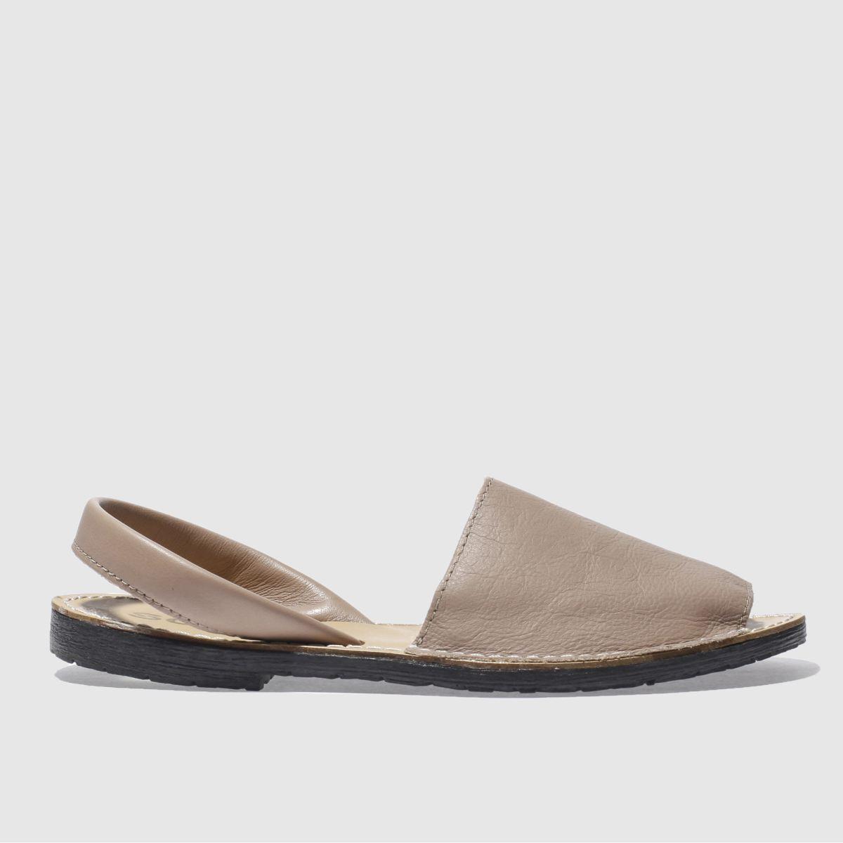 schuh Schuh Natural Barcelona Sandals