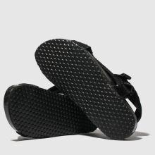 schuh black motivate sandals
