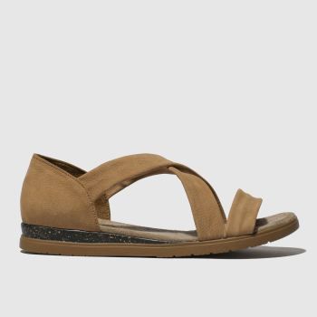 Schuh Tan Hula Hula c2namevalue::Womens Sandals
